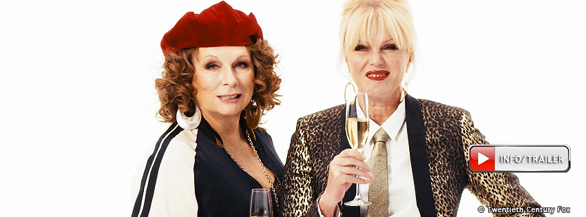 Absolutely Fabulous: 08.09.2016