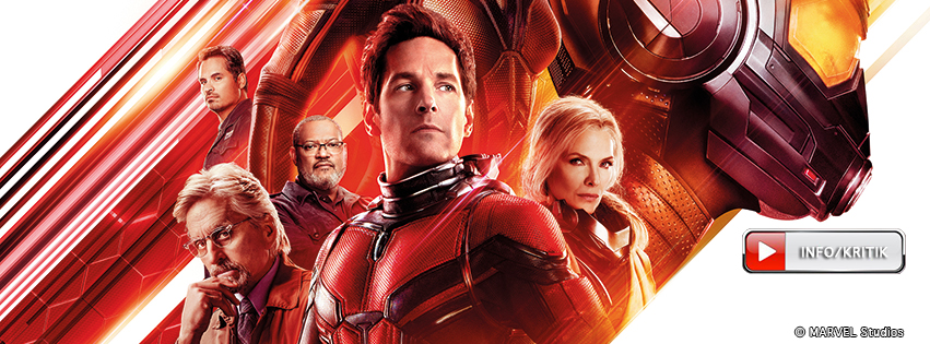 Ant-Man and the Wasp: 26.07.2018