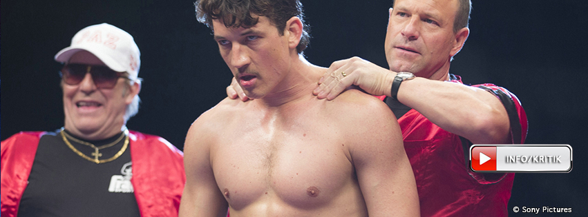 Bleed for this: Jetzt im Kino