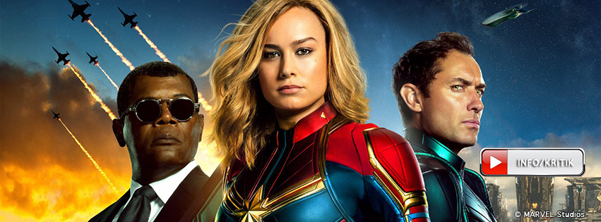 Captain Marvel: 07.03.2019