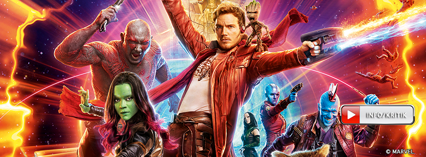 Guardians of the Galaxy: Vol. 2: 27.04.2017