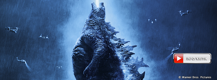 Godzilla II: King of the Monsters: 30.05.2019