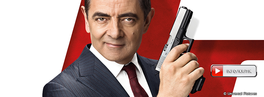 Johnny English - Man lebt nur dreimal: 18.10.2018