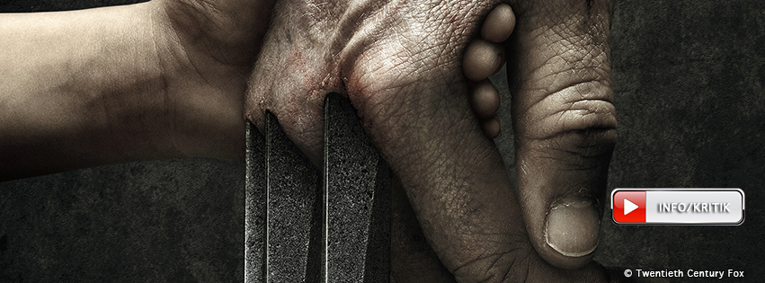 Logan - The Wolverine: 02.03.2017