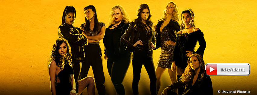 Pitch Perfect 3: 21.12.2017