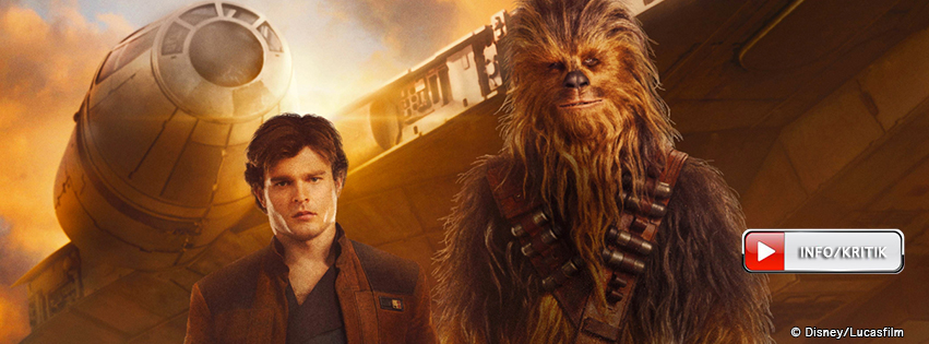 Solo: A Star Wars Story: 24.05.2018
