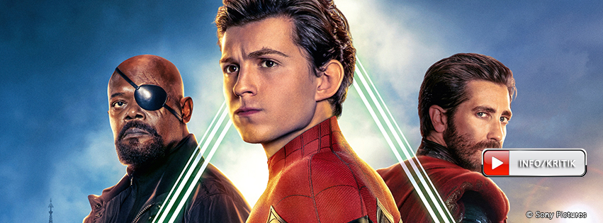 Spider-Man: Far From Home: 04.07.2019