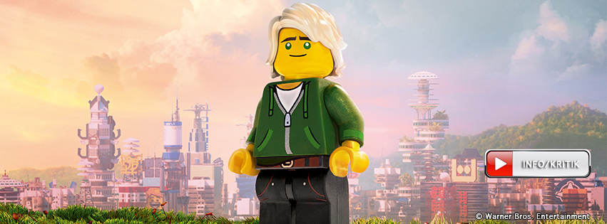 The LEGO® NINJAGO® Movie: 21.09.2017