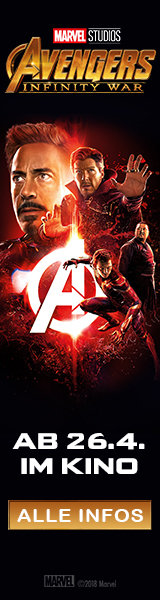Avengers InfinityWar Master Skyscraper 160x600 Character RED AB AI