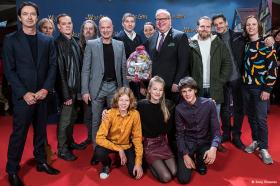 Die Wolf-Gäng: Magische Premiere in Frankfurt