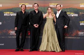 Once Upon A Time: Quentin Tarantino, Brad Pitt und Leonardo DiCaprio begeistern Berlin