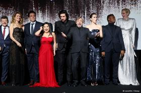 Star Wars: Die letzten Jedi - Gigantische Premiere in L.A.