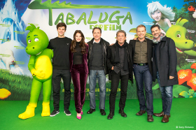 Tabaluga: Drachenstarke Weltpremiere in München