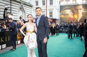 Tolkien: Bezaubernde Premiere in London