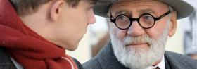 >> Bruno Ganz' letzter Film feiert seine Los Angeles Premiere