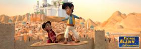 *** Kleiner Aladin und der Zauberteppich ***