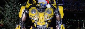 Goldgelbe Weihnachten: Bumblebees Vorschläge für ein glänzendes Fest
