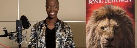 """Der König der Löwen - Florence Kasumba (""""Shenzi"""") im Interview"""