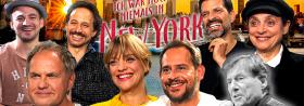 ICH WAR NOCH NIEMALS IN NEW YORK: Gute-Laune-Interviews im buten Lollipop-Set