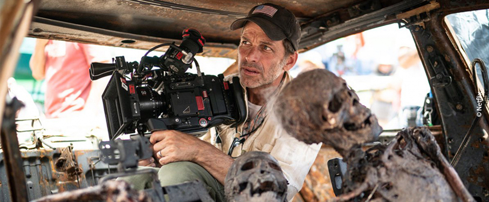 >> Army of the Dead: Zack Snyder wechselt von Warner Bros. zu Netflix!!