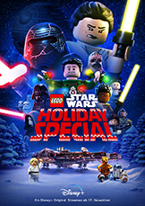 Kritik: LEGO Star Wars Holiday Special