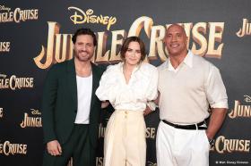 JUNGLE CRUISE: Abenteuerliche Premiere in Disneyland!