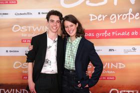 OSTWIND: DER GROSSE ORKAN: Umjubelte Premiere in München!