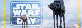 MÖGE DIE MACHT MIT EUCH SEIN! Fans feiern weltweit den Star Wars Day!